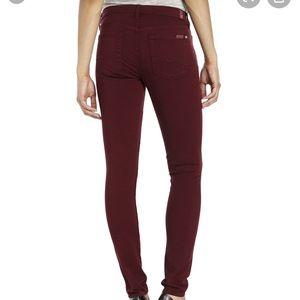 7 Jeans (skinny)